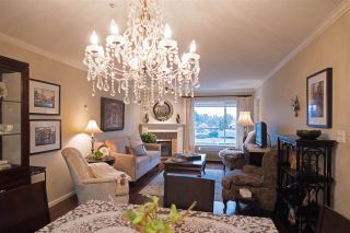 """Photo 2: 406 2626 COUNTESS Street in Abbotsford: Abbotsford West Condo for sale in """"The Wedgewood"""" : MLS®# R2221991"""