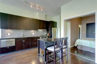 "Photo 3: 406 121 BREW Street in Port Moody: Port Moody Centre Condo for sale in ""THE ROOM"" : MLS®# R2115502"