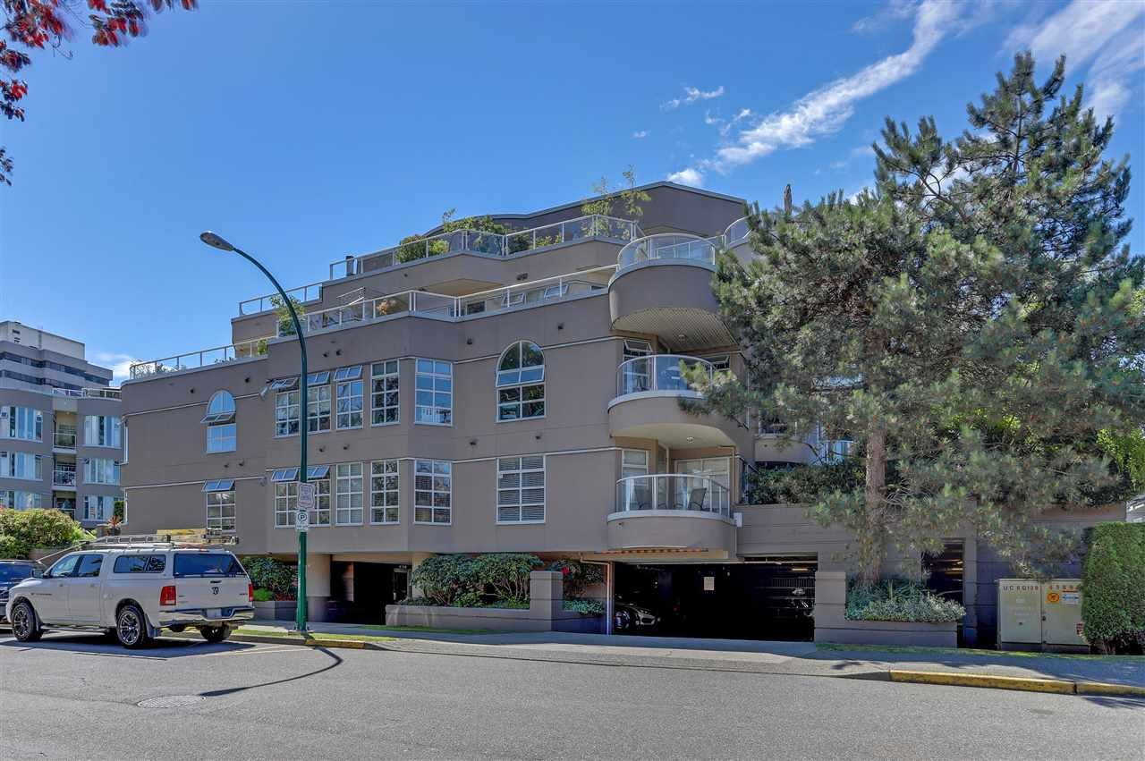 Main Photo: 116 1236 W 8TH Avenue in Vancouver: Fairview VW Condo for sale (Vancouver West)  : MLS®# R2304156
