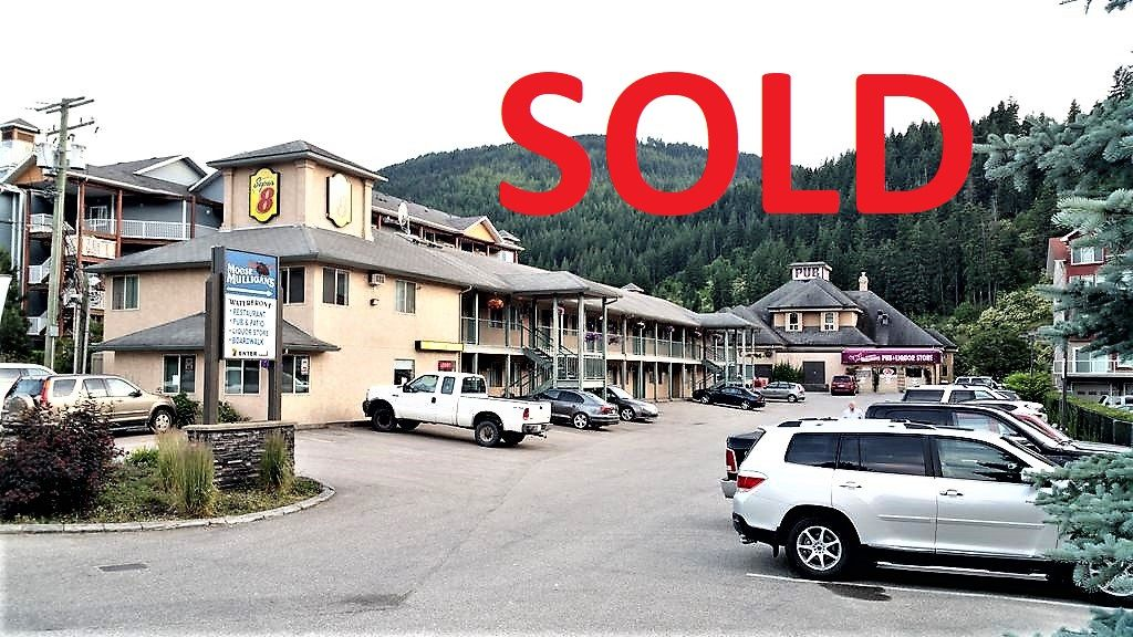 Main Photo: Exclusive Hotel/Motel with property in BC: Business with Property for sale