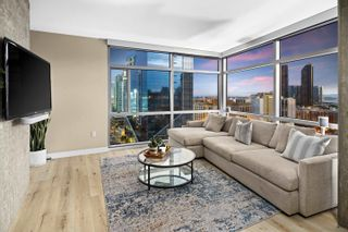 Photo 3: DOWNTOWN Condo for sale : 2 bedrooms : 800 The Mark #1409 in San Diego