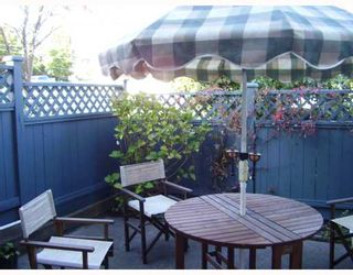 """Photo 8: 38 7433 16TH Street in Burnaby: Edmonds BE Townhouse for sale in """"VILLAGE DEL MAR"""" (Burnaby East)  : MLS®# V672755"""