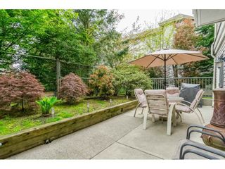 """Photo 20: 106 33502 GEORGE FERGUSON Way in Abbotsford: Central Abbotsford Condo for sale in """"Carina Court"""" : MLS®# R2262879"""