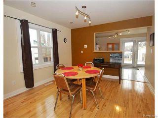 Photo 4: 345 Dumoulin Street in Winnipeg: St Boniface Residential for sale (South East Winnipeg)  : MLS®# 1608261