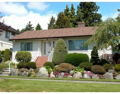 Main Photo: 1057 W 58TH Avenue in Vancouver: South Granville House for sale (Vancouver West)  : MLS®# V715995