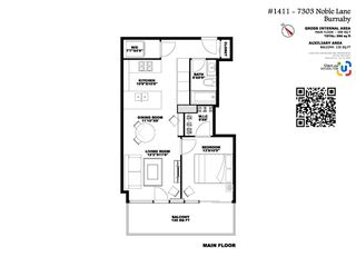 """Photo 35: 1411 7303 NOBLE Lane in Vancouver: Edmonds BE Condo for sale in """"KINGS CROSSING"""" (Burnaby East)  : MLS®# R2477569"""