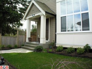 """Photo 10: 13 3268 156A Street in Surrey: Morgan Creek Townhouse for sale in """"GATEWAY"""" (South Surrey White Rock)  : MLS®# F1107957"""