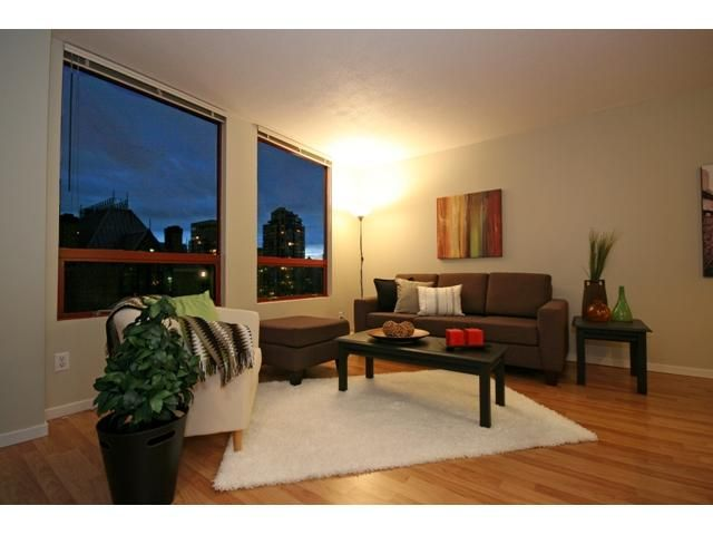 """Photo 4: Photos: 1407 811 HELMCKEN Street in Vancouver: Downtown VW Condo for sale in """"IMPERIAL TOWER"""" (Vancouver West)  : MLS®# V990831"""