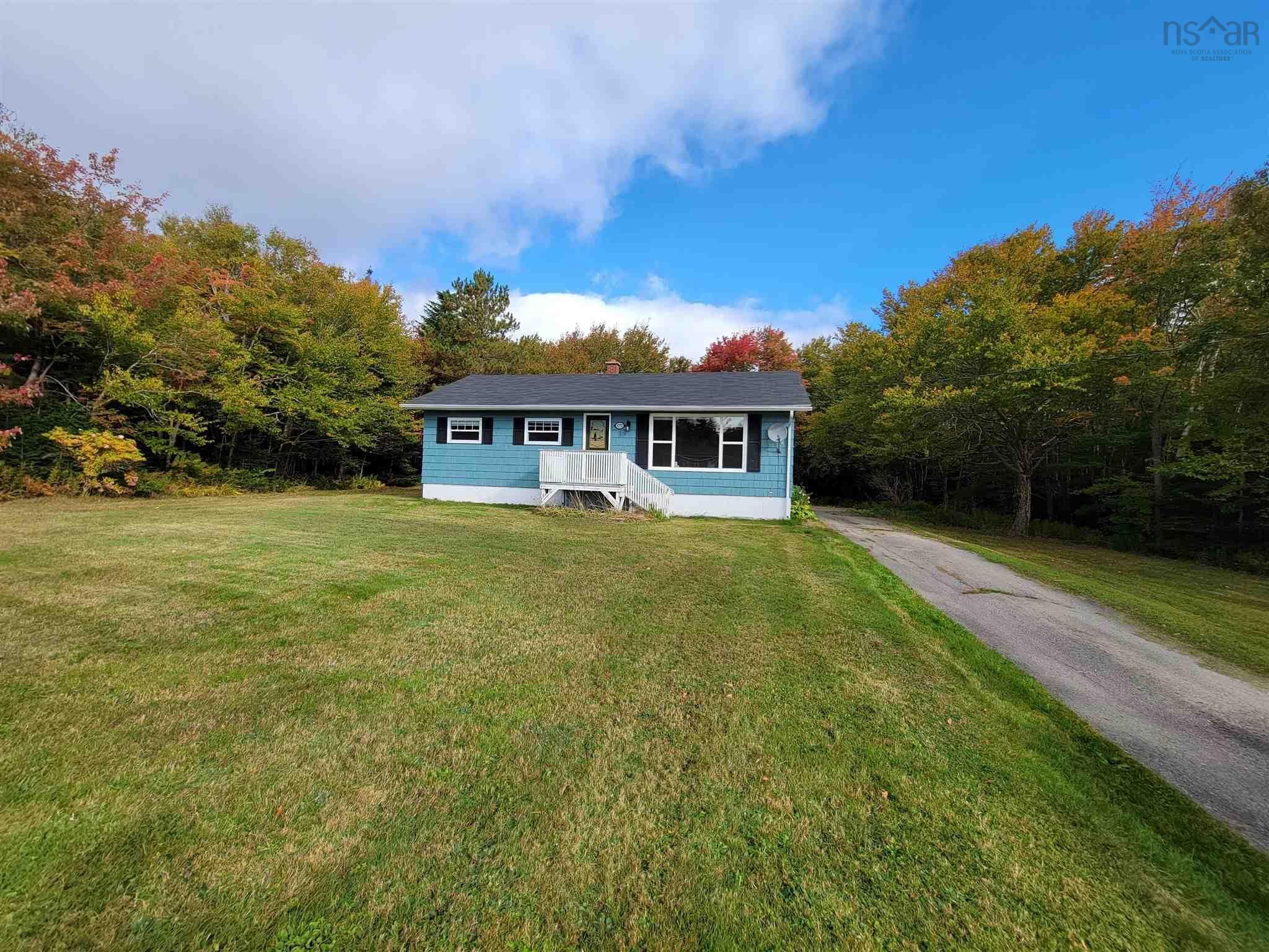 Main Photo: 5772 Hornes Road in Mira Gut: 211-Albert Bridge / Mira Residential for sale (Cape Breton)  : MLS®# 202125821