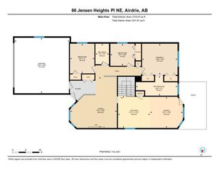 Photo 32: 66 Jensen Heights Place NE: Airdrie Detached for sale : MLS®# A1065376