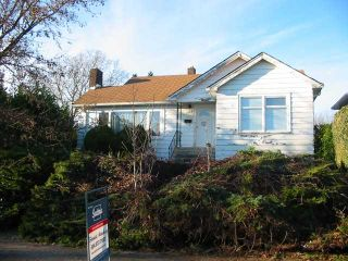 """Photo 1: 1525 LONDON Street in New Westminster: West End NW House for sale in """"WEST END"""" : MLS®# V861298"""