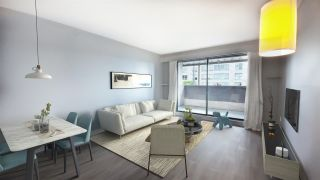 """Photo 1: 108 45 FOURTH Street in New Westminster: Downtown NW Condo for sale in """"Dorchester House"""" : MLS®# R2589498"""