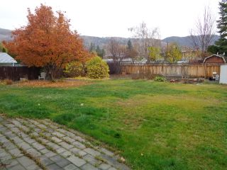 Photo 21: 656 Sicamore Drive in Kamloops: Westsyde House for sale : MLS®# 131601