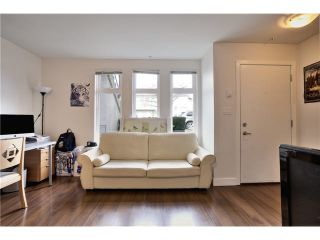 """Photo 7: 106 5568 KINGS Road in Vancouver: University VW Townhouse for sale in """"GALLERIA"""" (Vancouver West)  : MLS®# V1109797"""