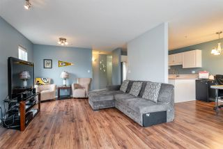 """Photo 2: 204 20277 53 Avenue in Langley: Langley City Condo for sale in """"The Metro II"""" : MLS®# R2347214"""