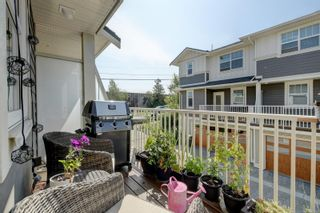Photo 16: 13 3356 Whittier Ave in Saanich: SW Rudd Park Row/Townhouse for sale (Saanich West)  : MLS®# 861461