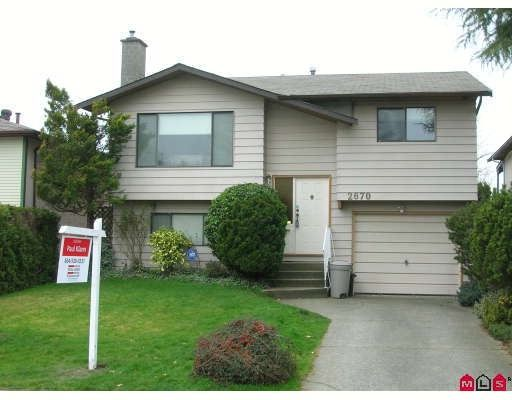 """Main Photo: 2670 WILDWOOD Drive in Langley: Willoughby Heights House for sale in """"LANGLEY MEADOWS"""" : MLS®# F2806114"""