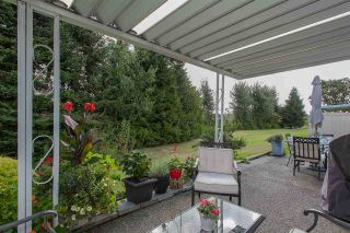 """Photo 18: 47 5550 LANGLEY Bypass in Langley: Langley City Townhouse for sale in """"RIVERWYNDE"""" : MLS®# R2316949"""