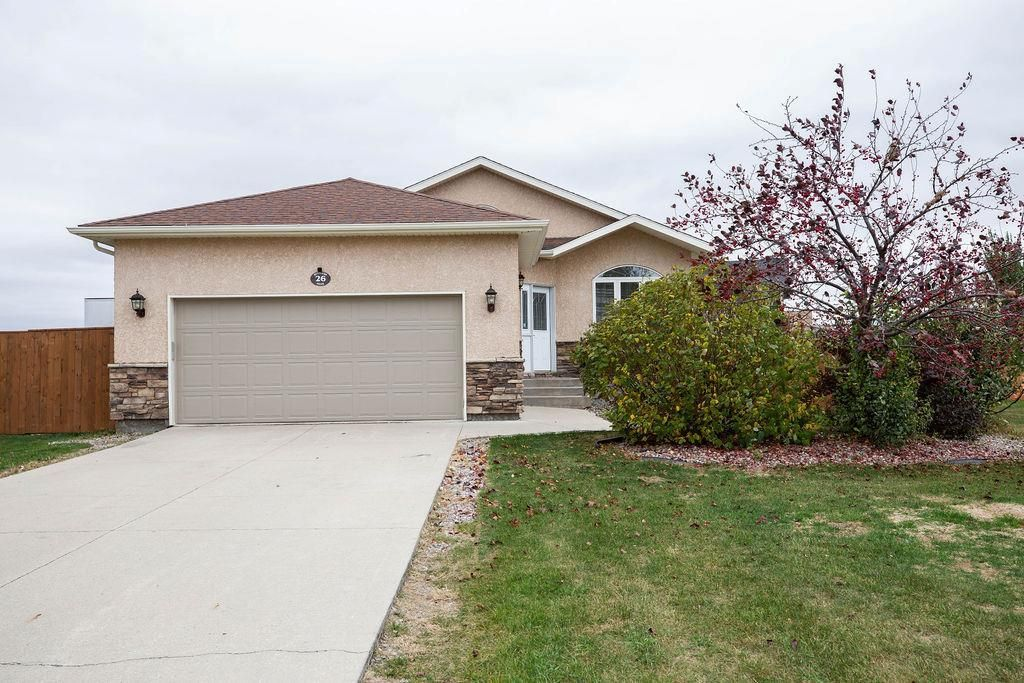 Main Photo: 26 SETTLERS Trail in Lorette: Serenity Trails Residential for sale (R05)  : MLS®# 202024748