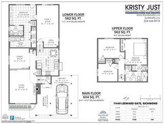 Photo 29: 11440 LEEWARD Gate in Richmond: Steveston South House for sale : MLS®# R2587435