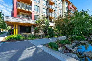 """Photo 2: 510 3581 ROSS Drive in Vancouver: University VW Condo for sale in """"VIRTUOSO"""" (Vancouver West)  : MLS®# R2614192"""