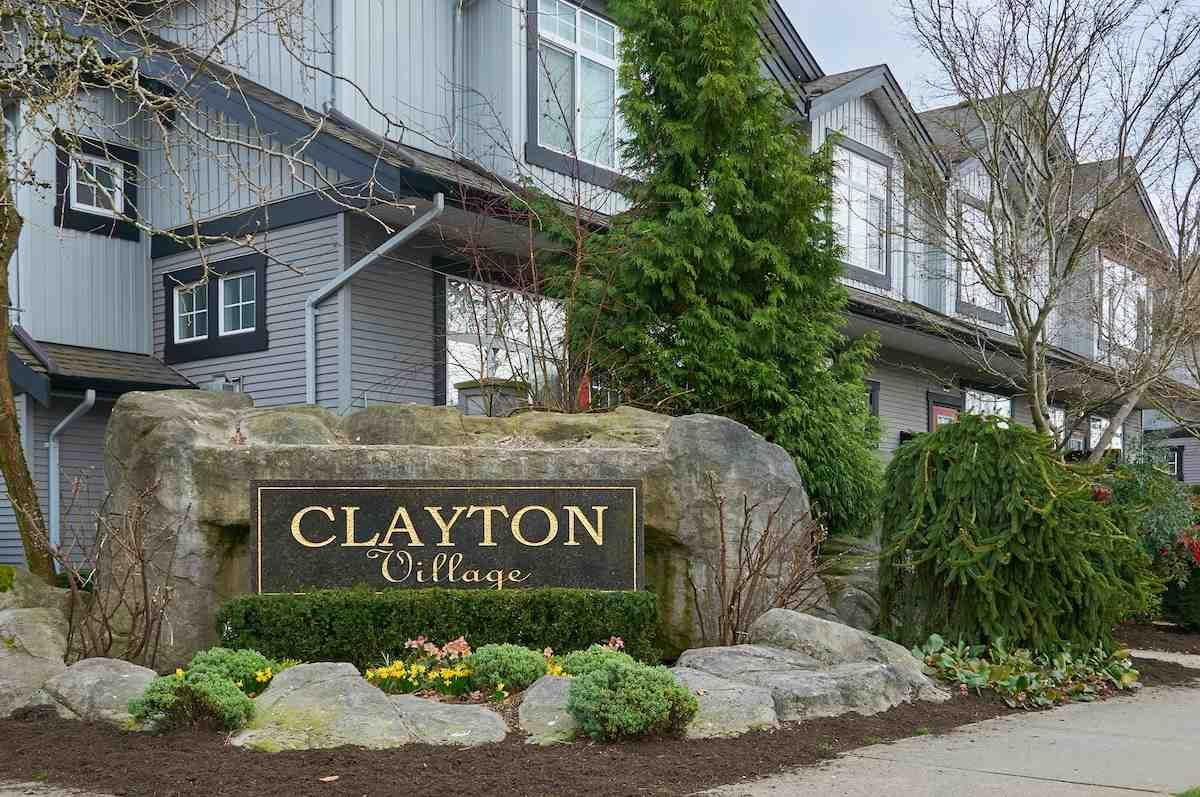 """Main Photo: 13 18839 69 Avenue in Surrey: Clayton Townhouse for sale in """"Starpoint II"""" (Cloverdale)  : MLS®# R2249892"""