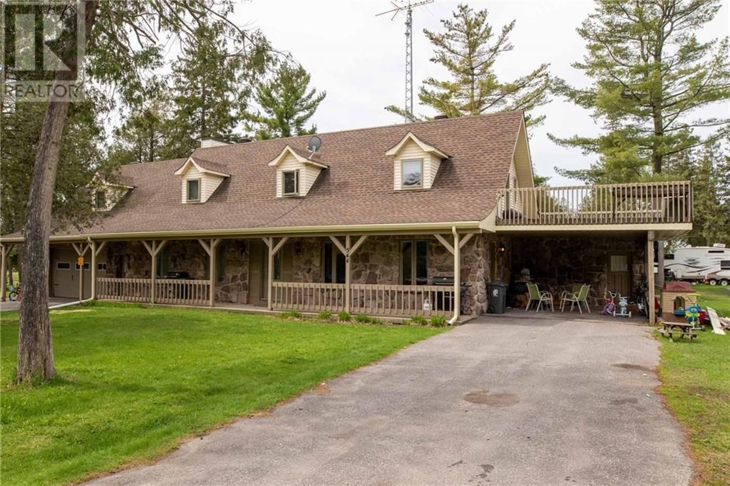 Main Photo: 544-546 PELADEAU ROAD in Alfred: House for sale : MLS®# 1249238