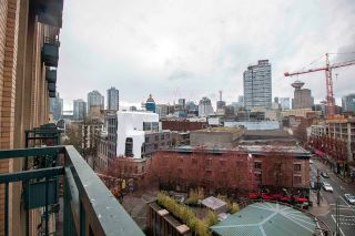 """Photo 9: 606 22 E CORDOVA Street in Vancouver: Downtown VE Condo for sale in """"VAN HORNE"""" (Vancouver East)  : MLS®# R2561471"""