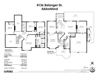 Photo 40: 4136 BELANGER Drive in Abbotsford: Abbotsford East House for sale : MLS®# R2567700