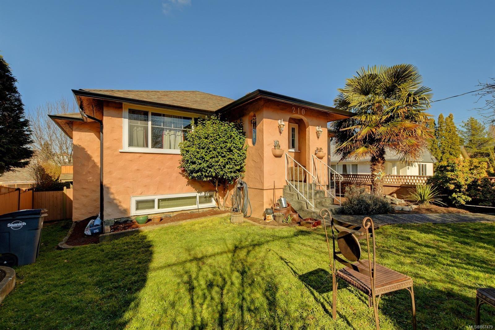 Main Photo: 210 Regina Ave in : SW Tillicum House for sale (Saanich West)  : MLS®# 867479