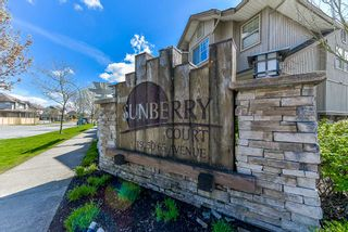 "Photo 18: 27 19250 65 Avenue in Surrey: Clayton Townhouse for sale in ""Sunberry Court"" (Cloverdale)  : MLS®# R2359782"