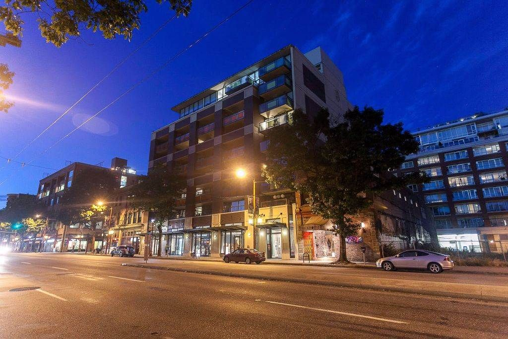 """Main Photo: 211 718 MAIN Street in Vancouver: Mount Pleasant VE Condo for sale in """"GINGER"""" (Vancouver East)  : MLS®# R2085911"""