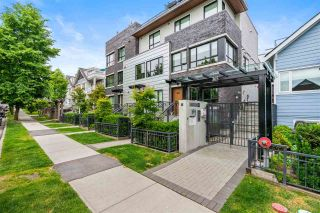 Photo 1: 4 365 E 16 AVENUE in Vancouver: Mount Pleasant VE Townhouse for sale (Vancouver East)  : MLS®# R2592341