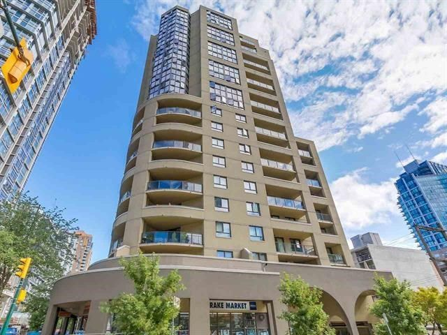 "Main Photo: 1401 789 DRAKE Street in Vancouver: Downtown VW Condo for sale in ""CENTURY TOWER"" (Vancouver West)  : MLS®# R2239697"