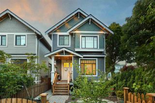 Photo 1: 2195 E PENDER Street in Vancouver: Hastings House for sale (Vancouver East)  : MLS®# R2463830