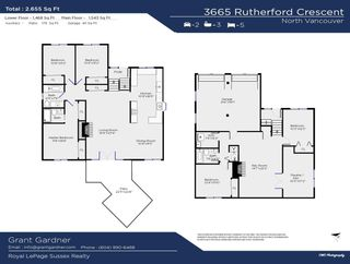 Photo 37: 3665 RUTHERFORD Crescent in North Vancouver: Princess Park House for sale : MLS®# R2577119