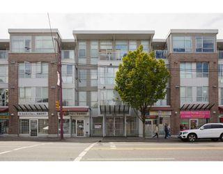 """Photo 1: 325 5555 VICTORIA Drive in Vancouver: Victoria VE Condo for sale in """"VICTORIA"""" (Vancouver East)  : MLS®# R2334274"""