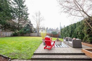 Photo 30: 2330 MARSHALL Avenue in Port Coquitlam: Mary Hill House for sale : MLS®# R2532872