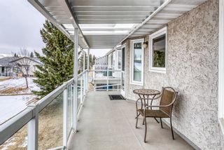 Photo 34: 210 Arbour Cliff Close NW in Calgary: Arbour Lake Semi Detached for sale : MLS®# A1086025