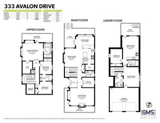 Photo 38: 333 AVALON Drive in Port Moody: North Shore Pt Moody House for sale : MLS®# R2534611