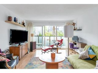 """Photo 3: 201 2333 TRIUMPH Street in Vancouver: Hastings Condo for sale in """"LANDMARK MONTEREY"""" (Vancouver East)  : MLS®# R2572979"""