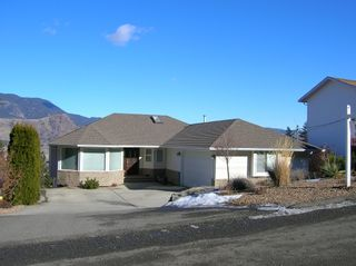 Photo 1: 4839 Uplands Drive in Kamloops: Barnhartvale House for sale : MLS®# 107438