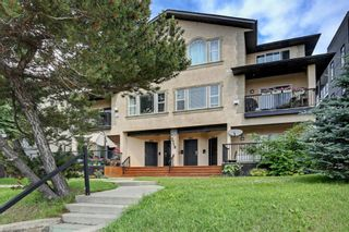Main Photo: 104 2718 17 Avenue SW in Calgary: Shaganappi Row/Townhouse for sale : MLS®# A1127673