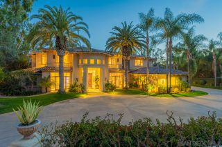 Photo 2: RANCHO SANTA FE House for sale : 6 bedrooms : 16711 Avenida Arroyo Pasajero