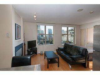 "Photo 10: 609 969 RICHARDS Street in Vancouver: Downtown VW Condo for sale in ""Mondrian II"" (Vancouver West)  : MLS®# V1108545"