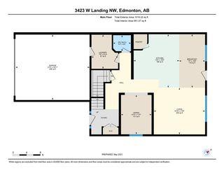 Photo 2: 3423 WEST Landing in Edmonton: Zone 56 House for sale : MLS®# E4242849