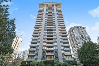 "Photo 1: 806 3970 CARRIGAN Court in Burnaby: Government Road Condo for sale in ""The Harrington"" (Burnaby North)  : MLS®# R2437358"