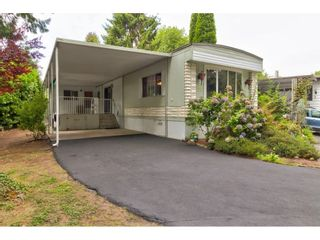 """Main Photo: 293 1840 160 Street in Surrey: King George Corridor Manufactured Home for sale in """"Breakaway Bays"""" (South Surrey White Rock)  : MLS®# R2616077"""
