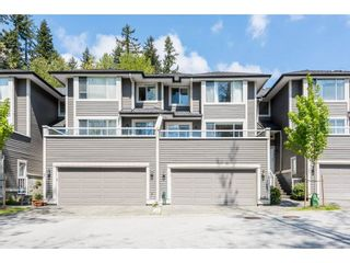 "Photo 1: 36 181 RAVINE Drive in Port Moody: Heritage Mountain Townhouse for sale in ""Viewpoint"" : MLS®# R2266326"
