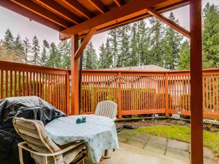 """Photo 16: 19 103 PARKSIDE Drive in Port Moody: Heritage Mountain Townhouse for sale in """"TREETOPS"""" : MLS®# R2016769"""